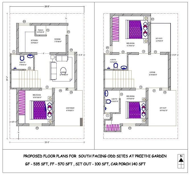 Stunning 25 X 25 House Plans Best inspiration home design