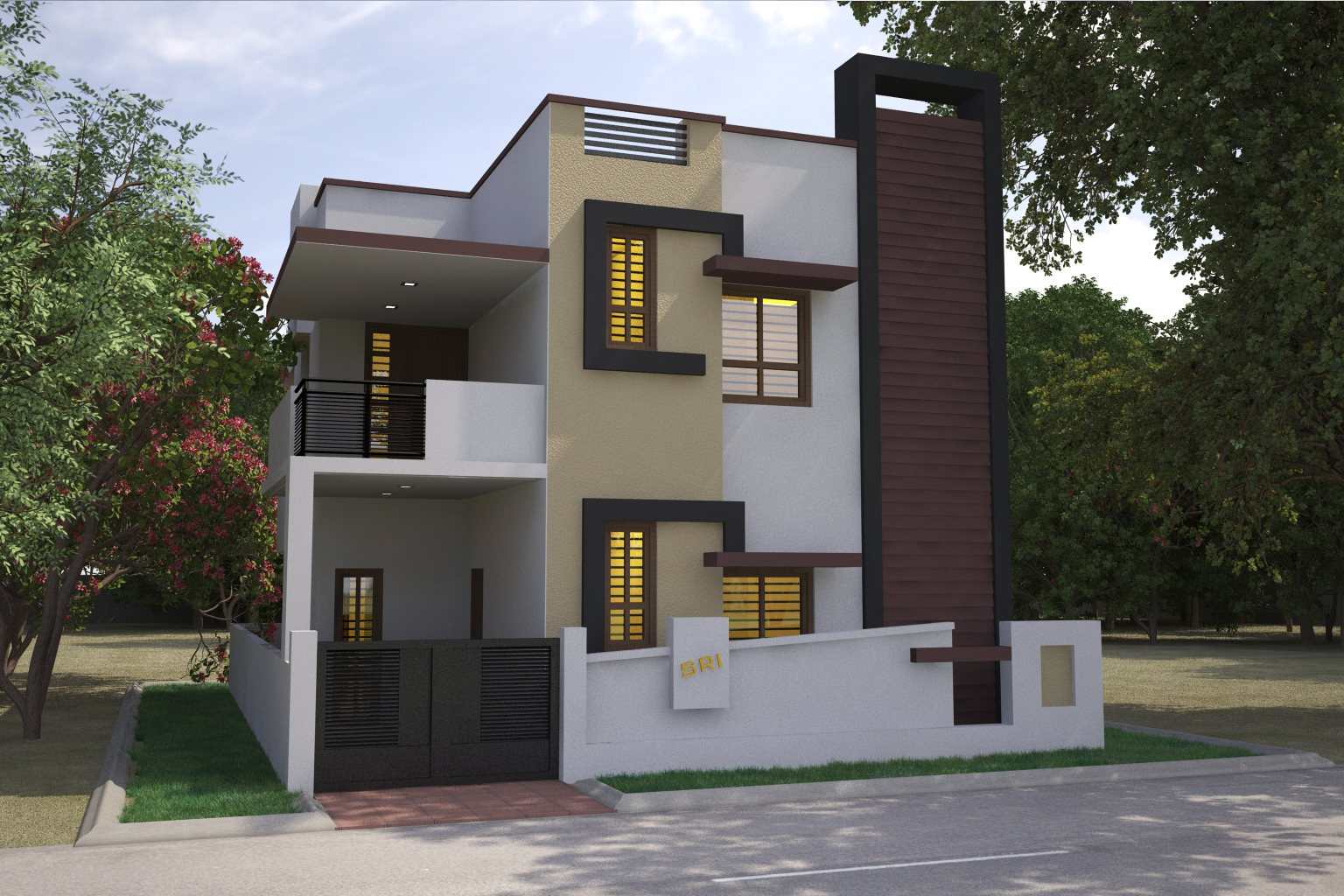 Premium Villas Vijayanagar 4th Stage Mysore One