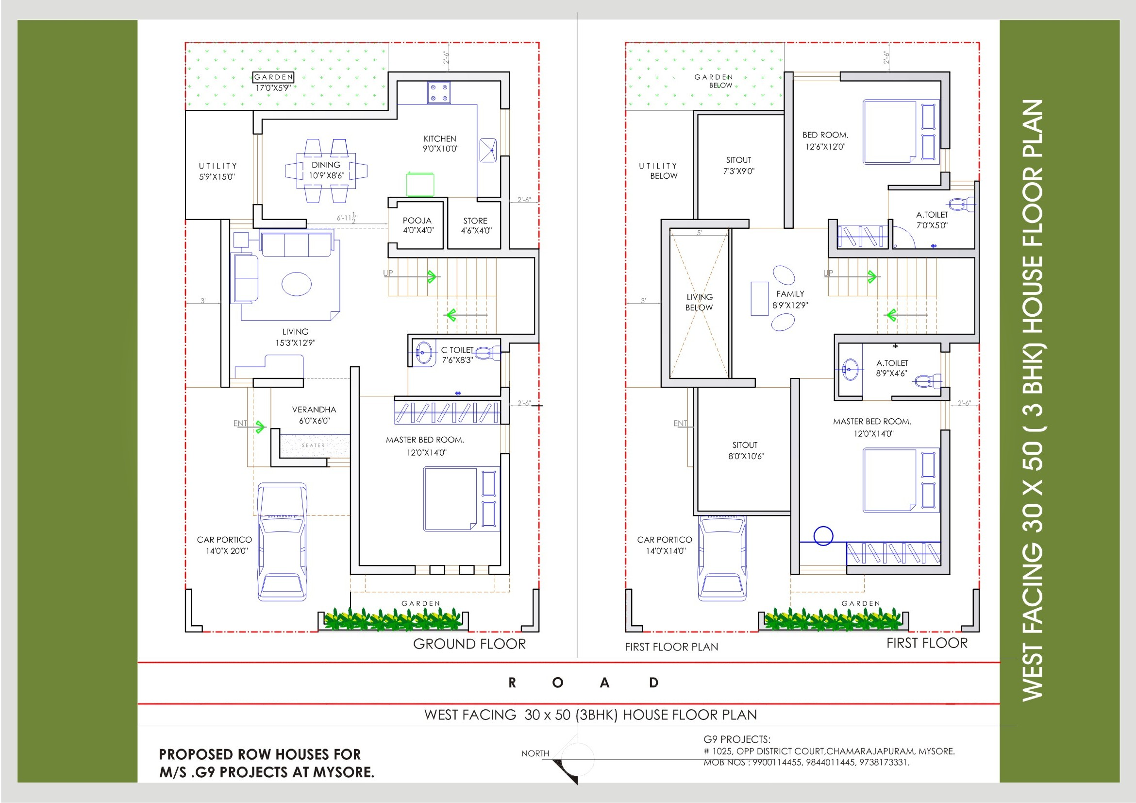Home Plans For 30x40 Site Joy Studio Design Gallery