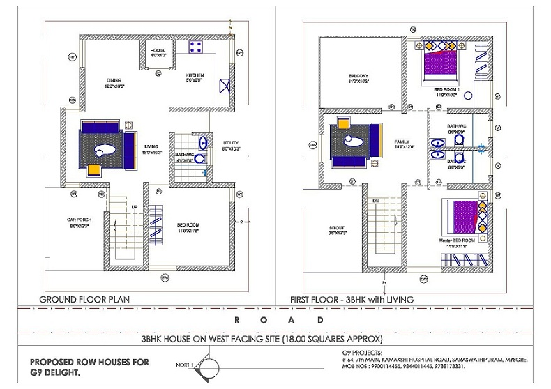 House Designs 30 X 40 Plan Joy Studio Design Gallery