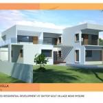 Skytop Golf Village Type - A Villas 80x150