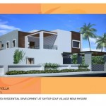 Skytop Golf Village Type - B Villas 60x120