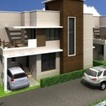 Yesh Lifestyle Villas Elevation View