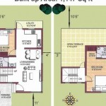 Yesh Lifestyle Villas Floor Plan