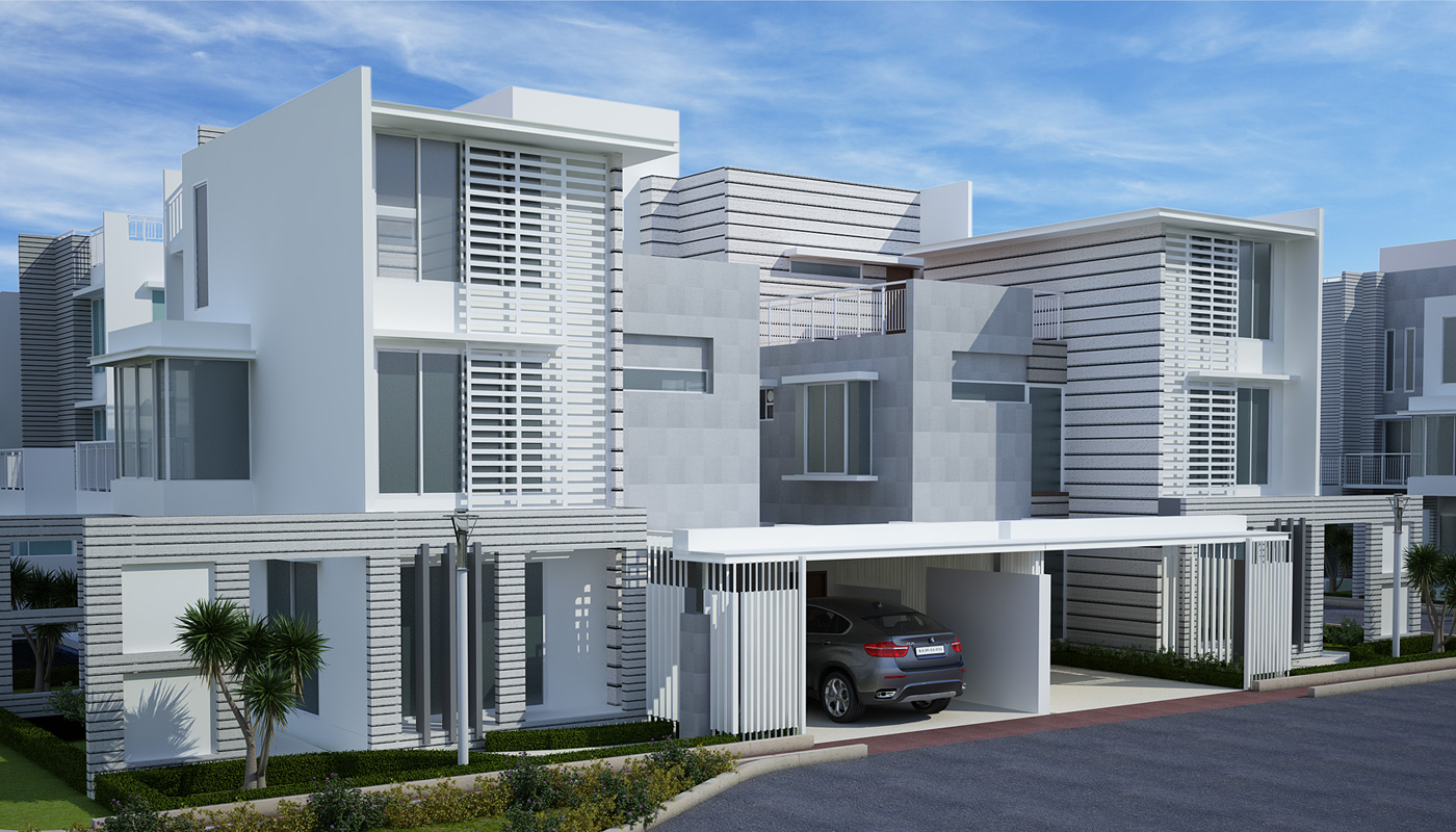 Villas in Mysore