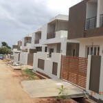 Rishabh Millennium Bharathi Enclave Side View