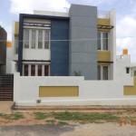 Rishabh Millennium Bharathi Enclave Front View