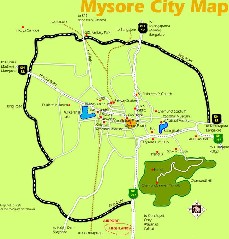 Premium Residential Township Airport Road Mysore One