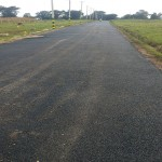 San City Diamond 6th Phase Road View