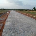 San White Lotus Road Construction