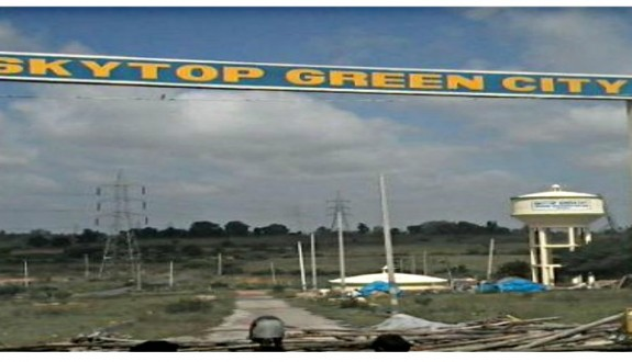 Skytop Green City