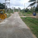 Skytop NRI Layout Road Construction