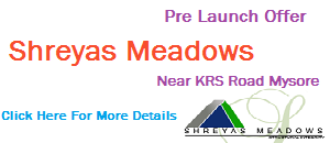 Shreyas Meadows Banner