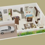 east-facing-villa-3d-model